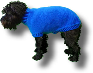 Free Patterns - 20+ Dog Sweater Coats to Knit & Crochet